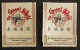 The Great Wall Restaurant Matchbooks - Click for more photos