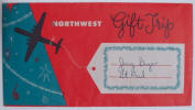 Northwest Gift Trip Envelope - Click for more photos