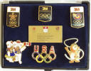 3M Limited Edition Olympic Pin Set - Click for more photos