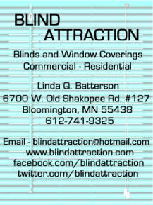 Blind Attraction - Blinds and Window Coverings