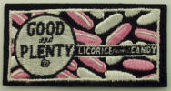 Good and Plenty - Click to go to Miscellaneous Patches