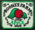 Boone's Farm Apple - Click to go to Miscellaneous Patches - Page 2