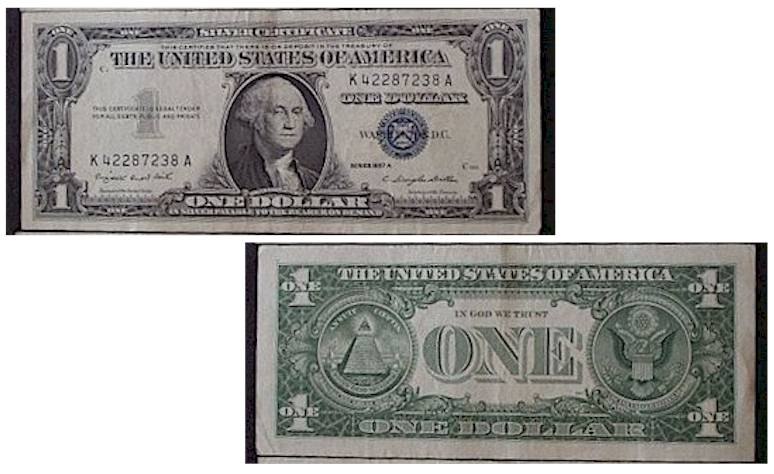 Stamps Paper Money Silver Certificates Page 2