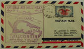 National Air Mail Week - Spring Valley Wis. - Click for more photos