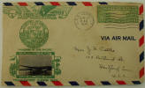 Pan American Airways - Trans-Pacific Clipper Mail - Click for more photos