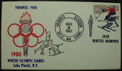 1980 Winter Olympics - TWINPEX - Click for more photos