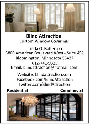 Blind Attraction - Custom Window Coverings